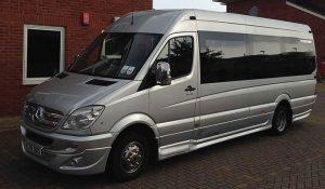 Standard Minibus up 14 seats